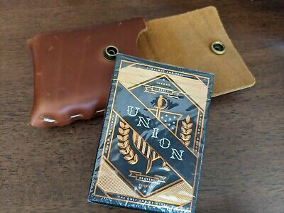 Gentleman Playing Cards Poker Size Deck USPCC Custom Limited Edition New Sealed