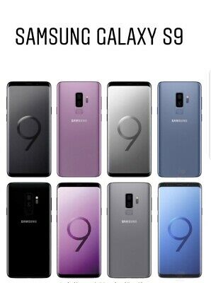 Samsung Galaxy S9 G960U Straight Talk Unlocked Total Cricket T-Mobile Verizon