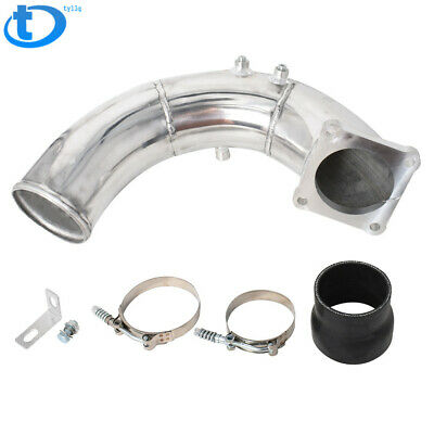 "3/"" Cold Intake Elbow Charge Pipe for 03-07 Ram Truck Cummins 5.9L 12V Diesel 5.9"