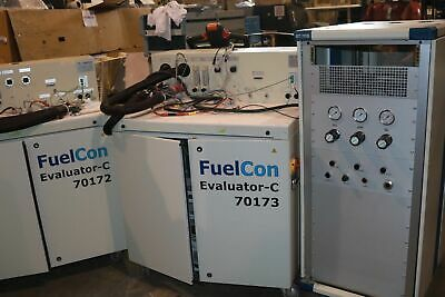 FuelCon EVALUATOR-C TEST STATIONS , Type 4200110  (Auction #1)