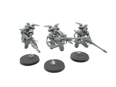 Unboxed Shadowspear 40k Suppressors x3 Space Marine