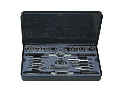 BlueSpot Quality Tools 21 Piece Tap and Die Wrench Set FreePost UK