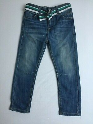 Boys Next Designer Jeans, 6 Years, Adjustable Waist With Belt,  Brand New