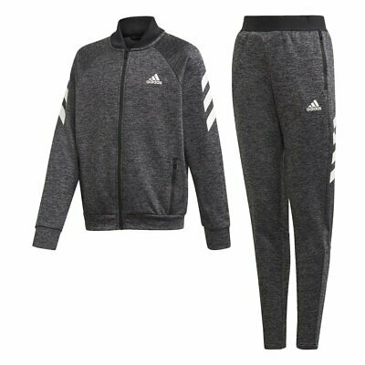adidas boys grey XFG tracksuit. Jogging suit. Warm up suit. Various sizes