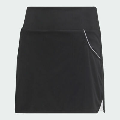 adidas girls black club skort. Tennis/Hockey/Netball. Various sizes!