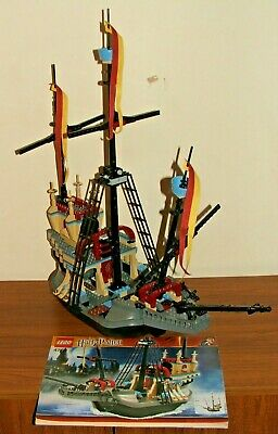 Lego 4768 Durmstrang Ship Incomplete Instruction Book Harry Potter Eur 111 00 Picclick It Durmstrang once had the darkest reputation of all eleven wizarding schools, though this was never entirely merited. picclick