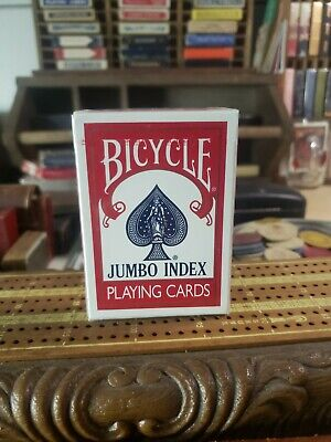 GUILD ARC AND ARROW RED /& BLUE BRIDGE JUMBO INDEX PLAYING CARDS FREE SHIPPING