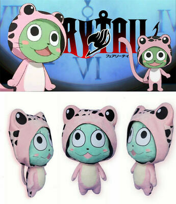 22/'/' Fairy Tail Frosch Forasi Doll Cute Stuffed Cat Throw Pillow Plush Toy Gift