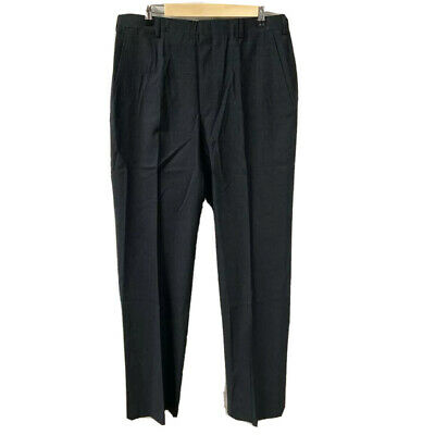Austin Reed Trousers Black Twill 34r Rrp 99 90 20 00 Picclick Uk