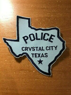 ALICE TEXAS TX The Hub City of South Texas POLICE PATCH