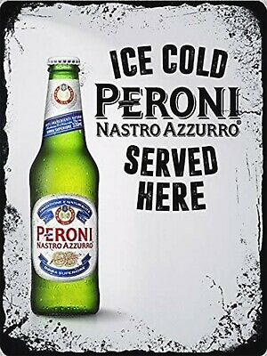 Apron Advertising With Pockets for Objects Advertising Beer Peroni Roma