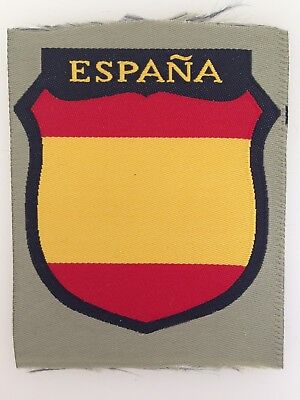 WW2 German Army Croatian Volunteer HRVATSKA sleeve shield cloth arm patch badge