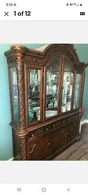 Northshore Dining Hutch China Cabinet 1 100 00 Picclick
