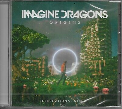 IMAGINE DRAGONS - Origins - CD - Deluxe - Interscope - 2018 - Alternative - EU