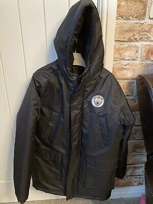 Man City Training Coat 10-11 Years BNWOT