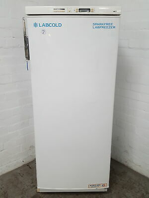 Labcold Lab Freezer RLVF07202 Single Door Spark Free Upright Freestanding