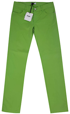 NEW MOSCHINO RRP £99 Designer Boys Kids Trousers Pants AGE 14 YEARS A322