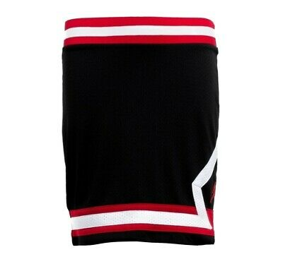 JORDAN Older Kids(Girls) JDG Recon Mesh Skirt. Size M(10-12 Yrs).Multi-Coloured.