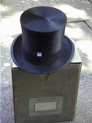 Vintage Top Hat By Austin Reed London Regent Street 40 00 Picclick Uk