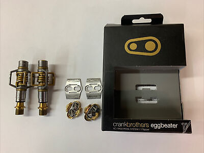 5050 Mallet Candy Crank Brothers Pedal Refresh Upgrade Kit: Eggbeater