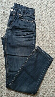 Boys Ted Baker Denim Jeans Age 14yrs Fantastic Condition as Barely Worn