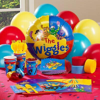 The Wiggles Birthday Party Supplies