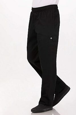 Chef Works Men's Professional Cargo Chef Pant (PC001) APPAREL