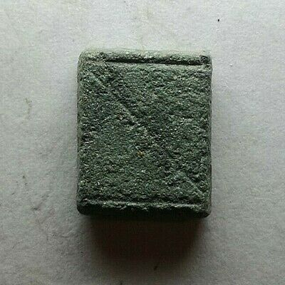 Ancient Byzantine-Roman Decorated Bronze Weight - Circa 800Ad