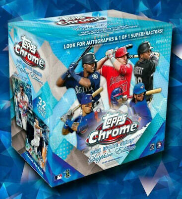 2020 Topps Chrome Update Series Sapphire Edition Base Card ~ Pick your Card