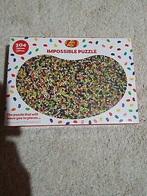 For Age 3+ Puzzle Cube Brand New Crack The Cube Jelly Belly