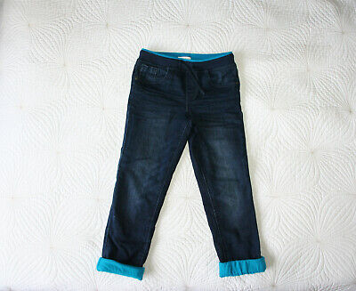 Bluezoo Boys Lined Jeans Sz 5-6 yrs WORN ONCE