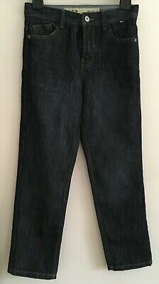 Boys Blue Slim Fit Jeans Size 9-10 Years