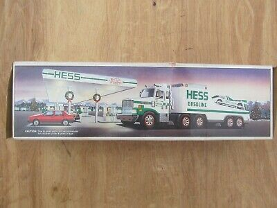"""1988 Hess Truck """"Box Only"""" In Good Condition"""