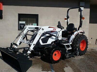 New Bobcat Ct2025 Tractor W/ Loader & Belly Mower, Hydro, 540 Pto, 4X4, 24.5 Hp
