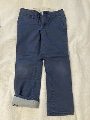 Gap Boys 6 Lined Padded Blue Cotton
