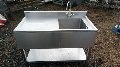 stainless steel sink Ref: S32