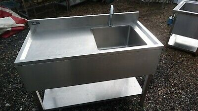 stainless steel sink Ref: S33