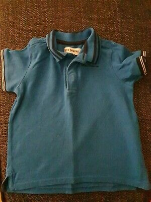 Boys Ben Sherman Tshirt Size 1-1 1/2 Years