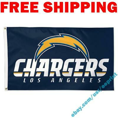 Los Angeles Chargers 2020 flag 3x5ft Banner LA Chargers flag US Shipper
