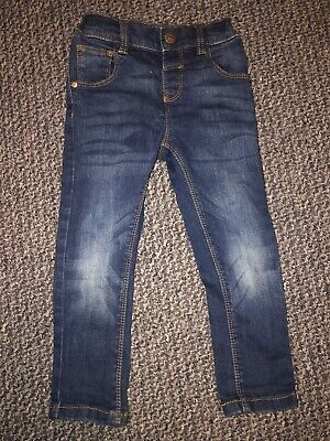 Boys Next Blue Skinny Jeans 2-3 Years