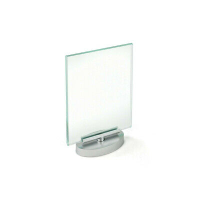 2 Sided Revolving Sign Holder Frame 5 W x 7 H Inches - Count of 2