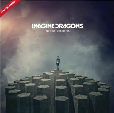 Imagine Dragons : Night Visions CD VERY GOOD CONDITION