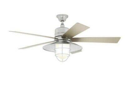 Parts Only Home Decorators Collection Connor Led 54 In Ceiling Fan 6 99 Picclick