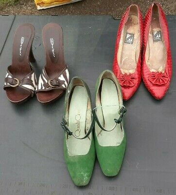 1950s vintage style ladies shoes