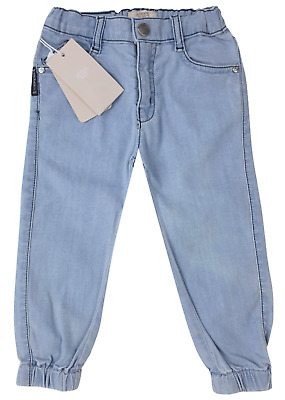 NEW Emporio Armani Junior RRP£129 Designer AGE3YEARS Kids Boys Jeans Pants A717