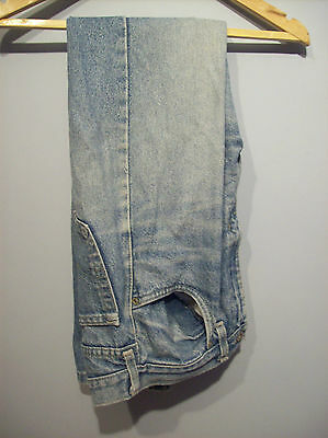 Jeans Falmers Boys  Faded Denim Blue Jeans 27 in Waist  Ripped Torn