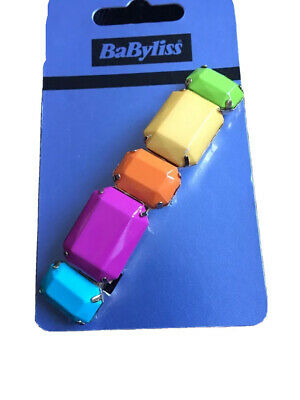 Pin Gift Multi Stone Vintage Colour By BaByliss