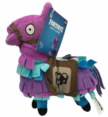 Fortnite Loot Llama Fabric Plush Collec Toy by Epic Games Russ Officially Lic.