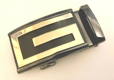 Mens Designer Belt Buckles For 35Mm Belts Gold Letter G Automatic Buckle Uk Ltd