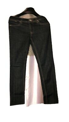 boys jeans age 12-13 excellent perfect condition 36/38 6:8 dark black